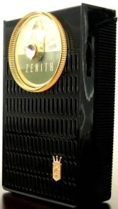 Zenith Transister Radio