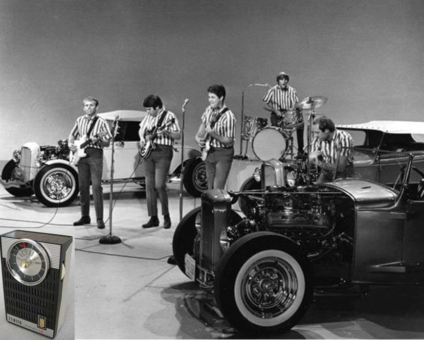 Transistor Radio, Car Radio and Rock & Roll