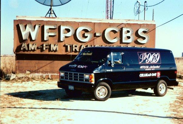 WFPG Transmitter Site