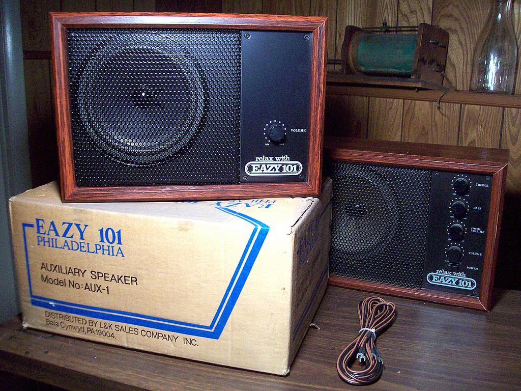 Eazy 101 receiver