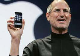 first iPhone introduced