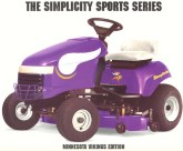 Minnesota Vikings Mower