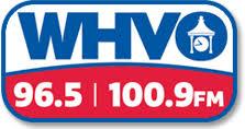 WHVO logo