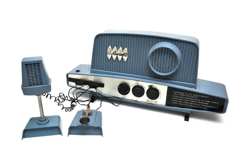 caravelle radio broadcast station