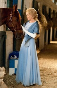 Diane Lane with Secretariat