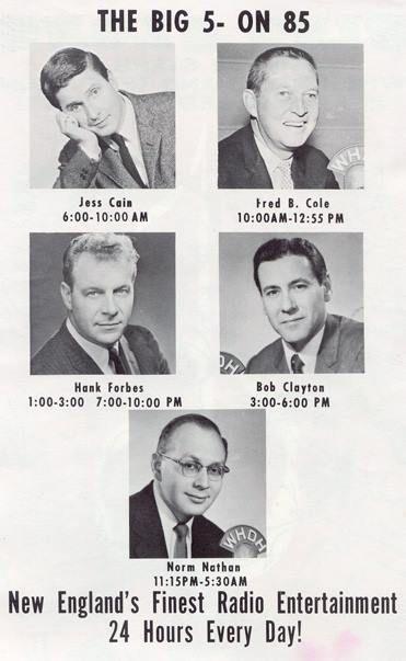 WHDH Radio Personalities