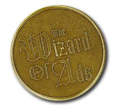 Wizard of Ads Coin
