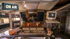 Abandoned Radio Station