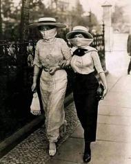 1919 Pandemic Photo